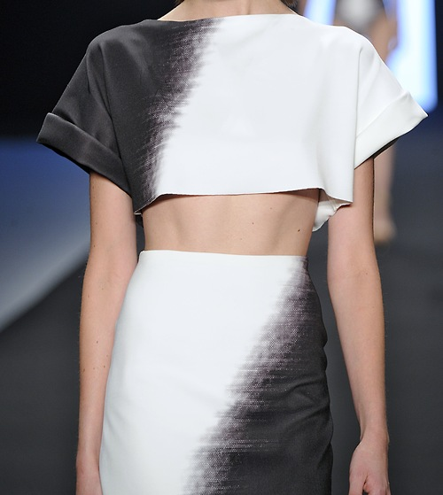 Ready to Wear Spring Summer 2014 Lenny Niemeyer Rio Fashion Week April 2013